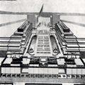 Concurso para la plaza Terazije, Belgrado, 1929