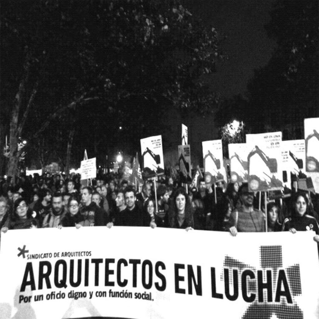 Entrevista Sindicato de arquitectos · Asociación democrática de trabajadores o2
