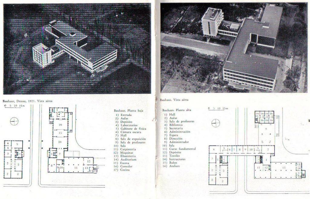 Gropius, Bauhaus Dessau