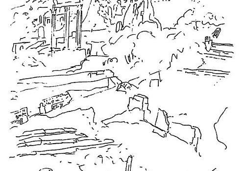 A cidade debuxada | Miguel Ángel Díaz Camacho