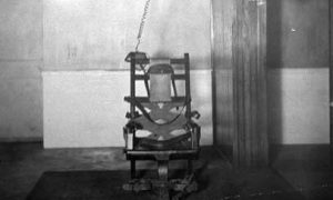 The electric chair | Elías Cueto