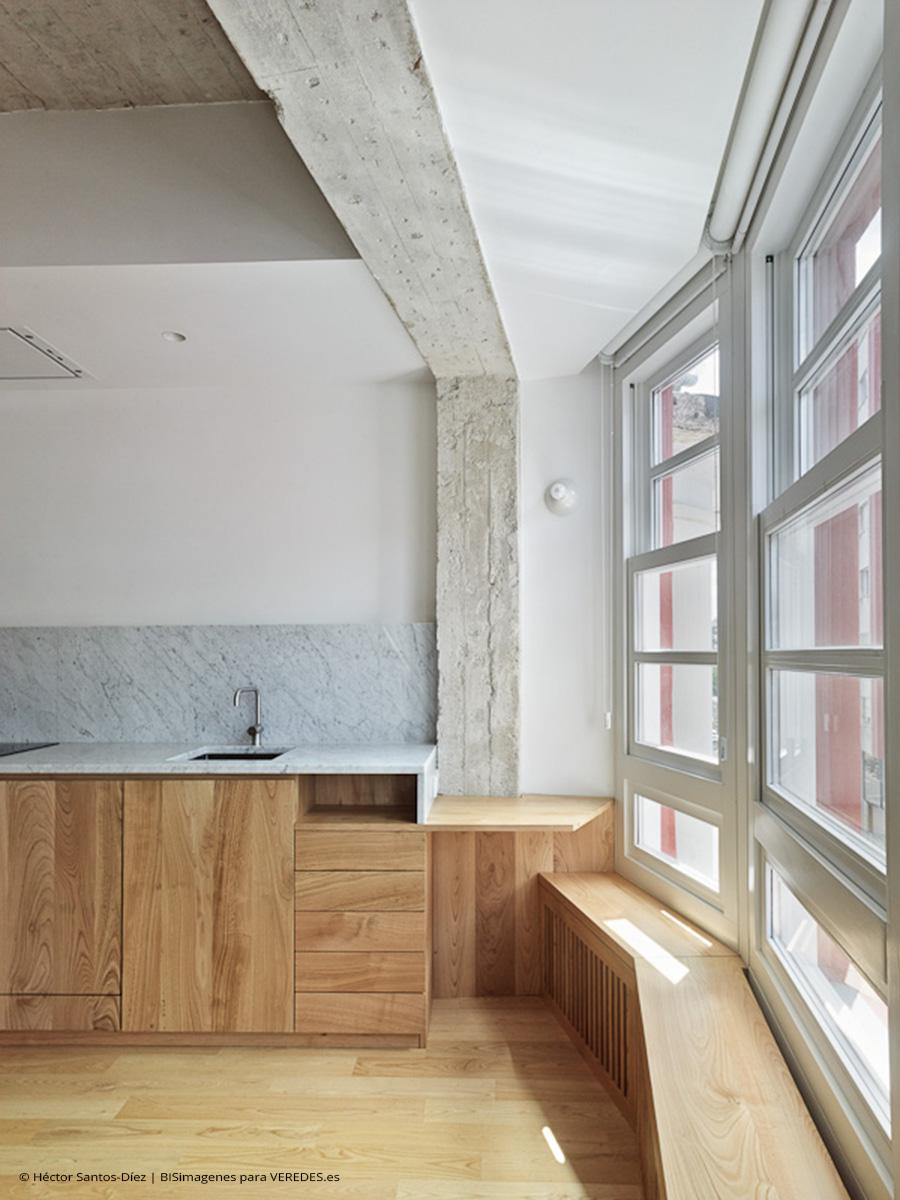 Reforma de piso en vigo ansede quint ns arquitectos veredes - Arquitectos en vigo ...