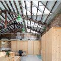 Rehabilitación y ampliación de los Talleres Gon-Gar NUA Arquitectures o19