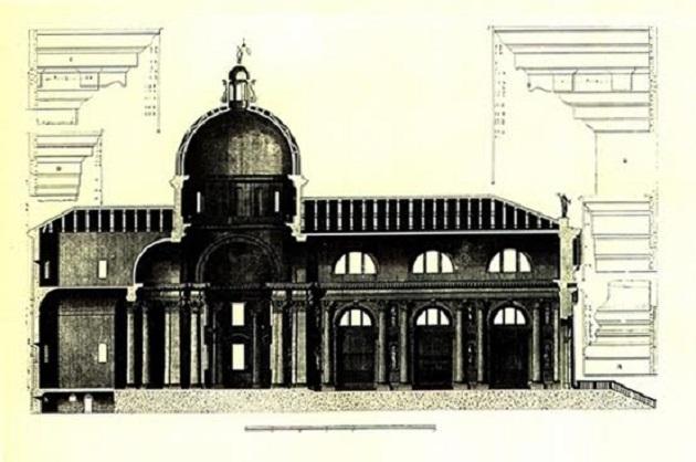 Il Redentore, Andrea Palladio