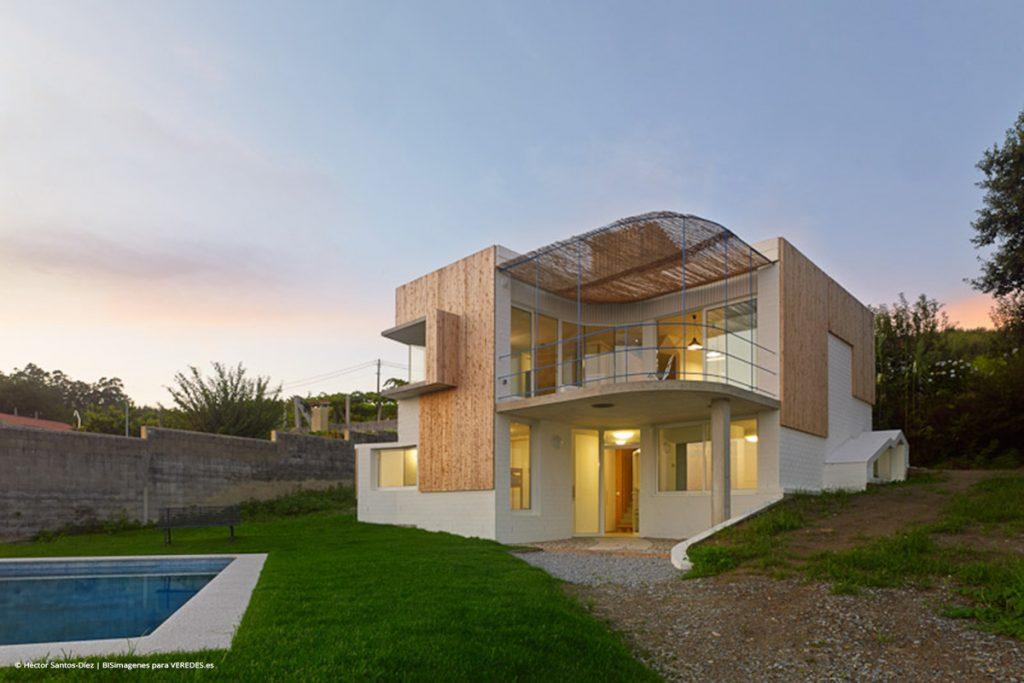Casa en Sanxenxo Ameneiros Rey · HH arquitectos o3 ext03