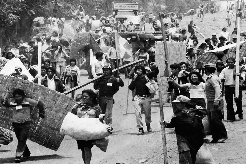 José Matos Mar, invasiones en Lima años 50