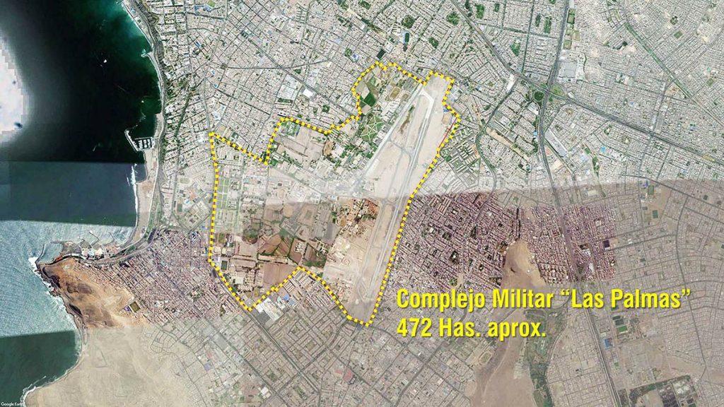 Elaboración propia sobre la base de Google Earth