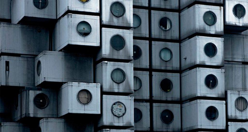 Documental La Torre Cápsula de Nakagin Eikyô, influencias japonesas