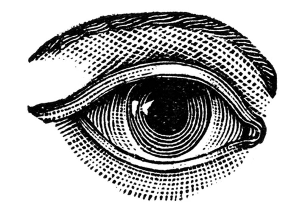 Ilustración de El medio es el masaje, el clásico de Marshall McLuhan