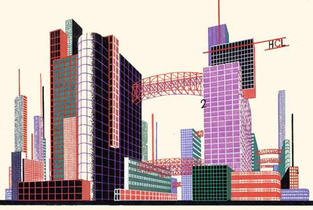Architectural Fantasies 1925 -1933
