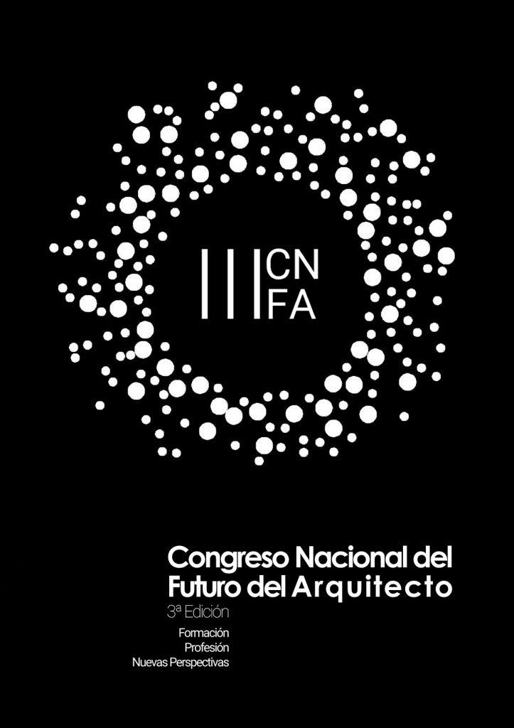 III Congreso Nacional del Futuro del Arquitecto Portada