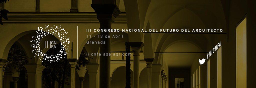 III Congreso Nacional del Futuro del Arquitecto twitter