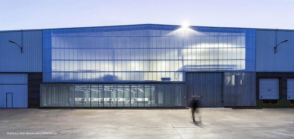Rehabilitación de nave industrial en Valladolid contextos de arquitectura y urbanismo o12