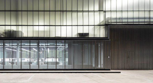 Warehouse rehabilitation in Valladolid   contextos de arquitectura y urbanismo