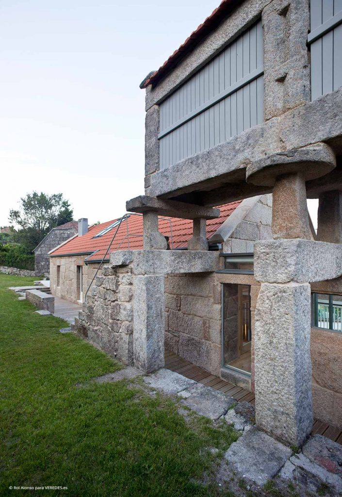 Rehabilitación de vivienda tradicional en Moscoso Liqe arquitectura o12 ext 7
