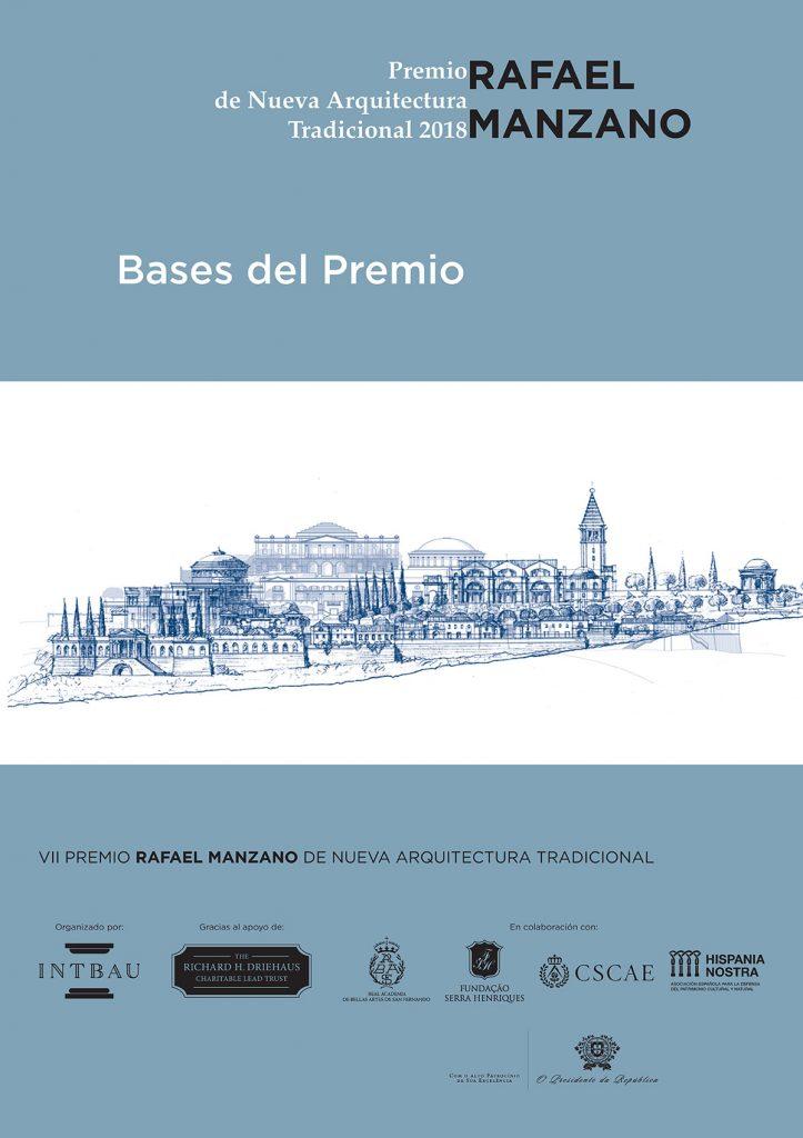 Bases Premio Rafael Manzano derquitectura Tradicional 2018