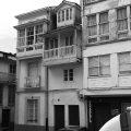 Rehabilitación de vivienda unifamiliar en el Casco Histórico de Pontedeume Jorge Salgado Cortizas o2 ei2