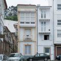 Rehabilitación de vivienda unifamiliar en el Casco Histórico de Pontedeume Jorge Salgado Cortizas o24 Exto1