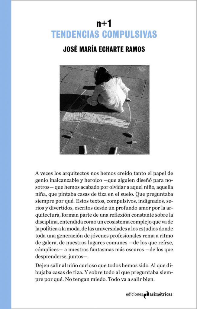 n+1. Tendencias compulsivas. José María Echarte