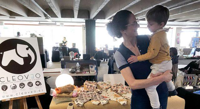Cristina Aparicio · Cleoveo, bio articles that grow with your baby