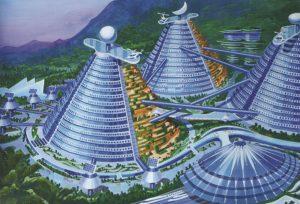 Utopian Tours: Mountain Conicals