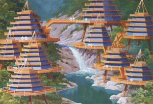 Utopian Tours: Mt. Kumgang Bird's Nest Villa
