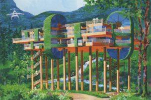 Utopian Tours: Woodland Retreat