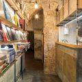Muez Gastro Librería El Tejado Azul o11 into2