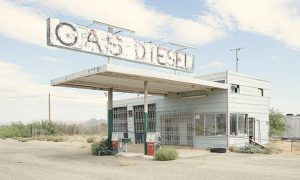 Twentysix (Abandoned) Gasoline Stations