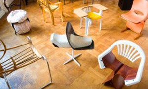 A 100 Chairs in 100 days | Xosé Suárez