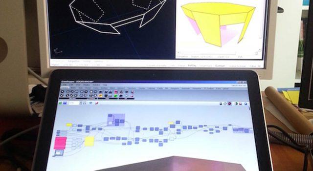 Arquitectura paramétrica e deseño informacional. Mais aló do mero formalismo | Miguel Villegas