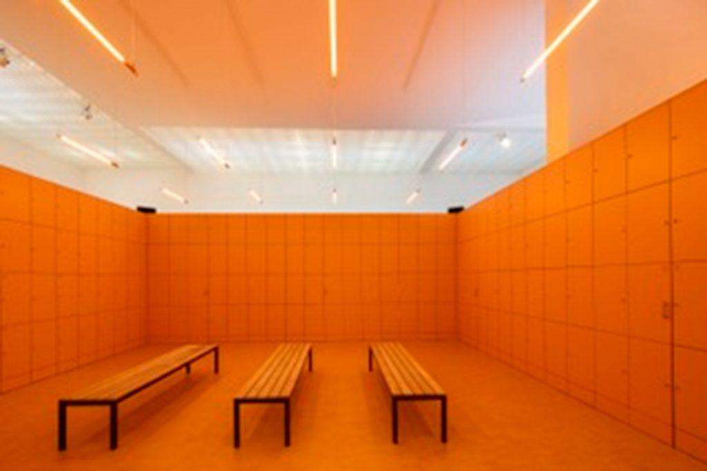 Pabellón Holandés, Bienal de Arquitectura de Venecia, 2018   Fotografía: Daria Scagliola.