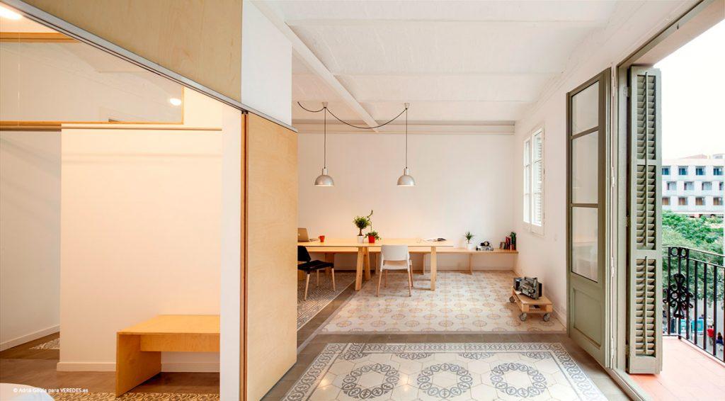 Renovación apartamento en Eixample Adrian Elizalde o8