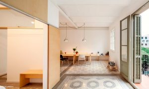 Renovation of the apartment in Eixample | Adrian Elizalde