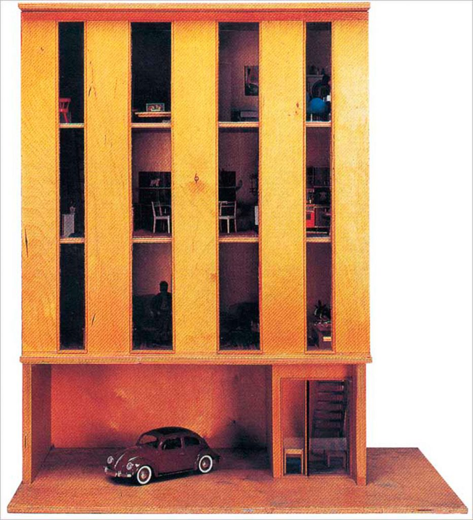 Christopher Cole. Casa de muñecas moderna. The Ultimate Doll's House Book. Dorling Kindersley Limited, Londres, 1994