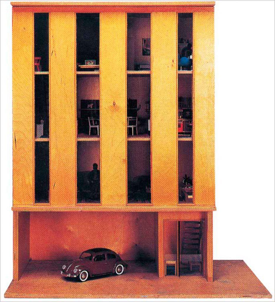 Christopher Cole. Casa de muñecas moderna. The Ultimate Doll's House Book. Dorling Kindersley Limited, Londres, 1994