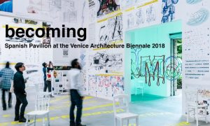 Spanish Pavilion at the Venice Architecture Biennale 2018