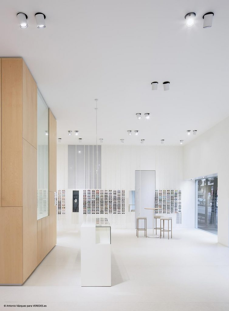 Óptica Riojana Blur Arquitectura o1