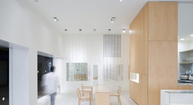 Óptica Rioxana | Blur Arquitectura
