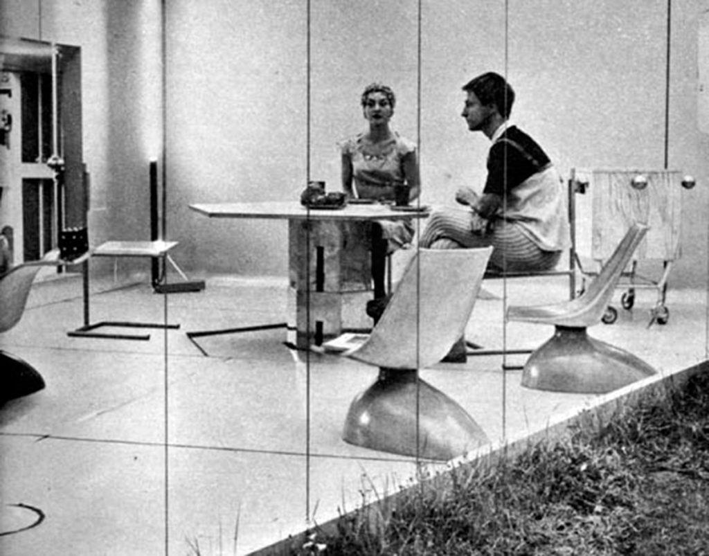 Casa del Futuro,Alison&Peter Smithson, 1956