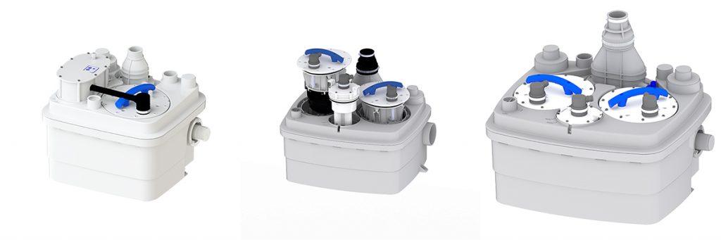 SANICUBIC 2 XL de SFA Sanitrit