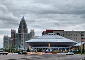 Circo de Astana de 2005