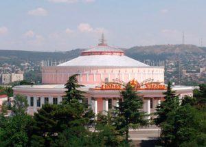 Circo de Tbilisi de 1939, última reforma de 2003.