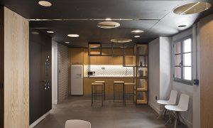 Oficinas Grupo Ineltron SLU | as-built Arquitectura