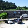 Rehabilitación nave lateral del monasterio de San Clodio en Leiro OLA estudio EA01