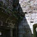 Rehabilitación nave lateral del monasterio de San Clodio en Leiro OLA estudio EA09