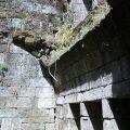 Rehabilitación nave lateral del monasterio de San Clodio en Leiro OLA estudio EA11