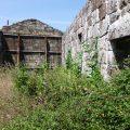 Rehabilitación nave lateral del monasterio de San Clodio en Leiro OLA estudio EA12