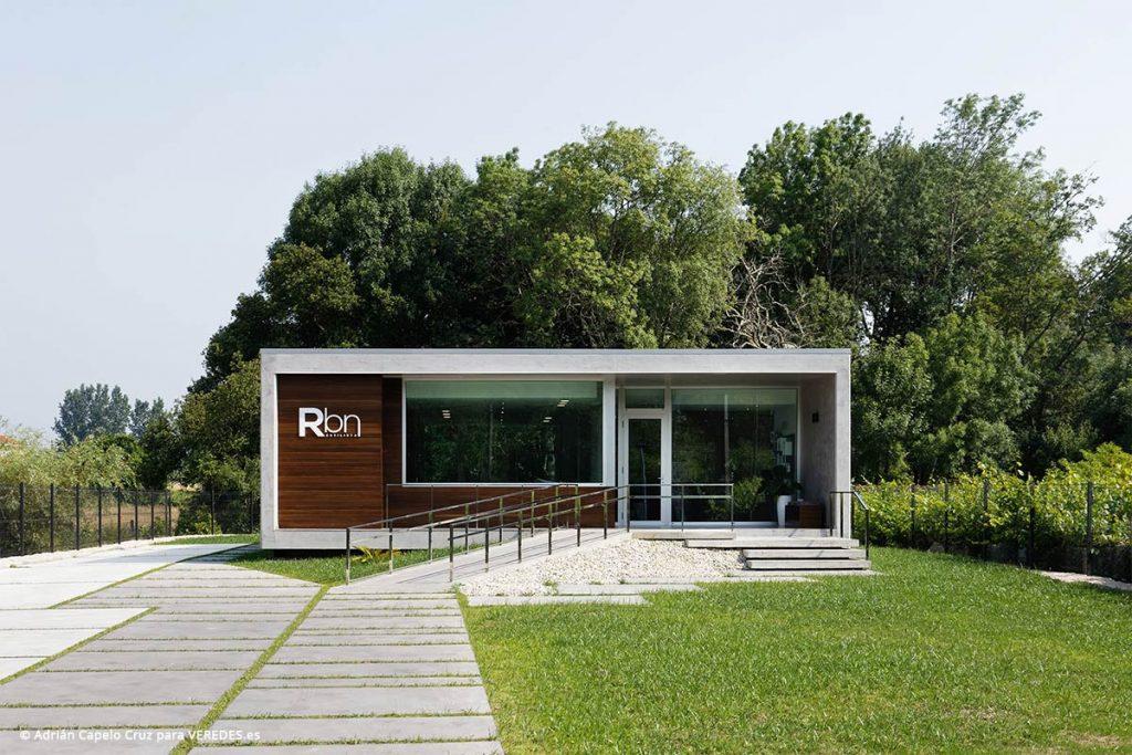 """Salón de Belleza """"Rbn Estilista"""" Puntocero Arquitectos o6 ext01"""