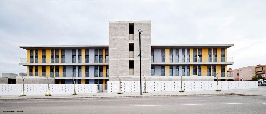 30 viviendas VPO en Eivissa vora o10 exto1